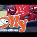 Olly The Little White Van – Trouble