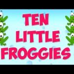 Ten Little Froggies