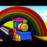 Bob The Train | Bob On A Color Ride