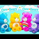 CARE BEARS The Care Bears Sing-a-longs Christmas 2015 Top Ten Toy Video Toy Unboxing