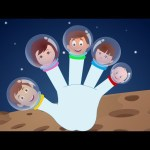 Finger Family – Astronauts