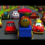 Bob The Train | Transport Adventure