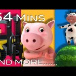 Down By The Bay | Plus Lots More Nursery Rhymes | From LittleBabyBum!