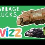 Garbage Trucks For Kids