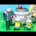MINIONS Despicable Me Minions Mega Blocks a Minions Video Toy Review
