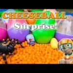SURPRISE EGGS Disney Funny Paw Patrol + Peppa Pig + Blaze World Largest Surprise Egg Toys Video
