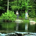 Диалоги о рыбалке – Финляндия Форель на спиннинг