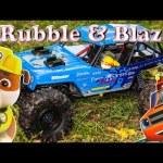 PAW PATROL Nickelodeon Paw Patrol & Blaze and the Monster Machines Hide n Go Seek Paw Patrol Video