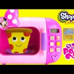 Minnie Mouse Magical Microwave Yummy World Shopkins Surprises