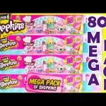 Shopkins Season 6 Mega Packs with Color Changing 12 Pack