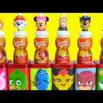 Paw Patrol, Minnie Mouse, Shopkins Season 6 Good2Grow Slime Surprises