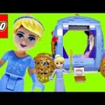 LEGO Cinderella Dream Carriage Disney Princess Fairy Tale 274 Building Blocks DCTC Toy Review