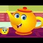 Im a Little Teapot Nursery Rhyme