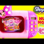 Minnie Mouse Magical Microwave with Shopkins Season 6 and Surprises