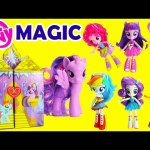 My Little Pony Magic Ponies Become Mini Dolls Surprises