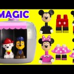 Paw Patrol Skye's Magical Pup House with Disney Lego Minifigure Surprises