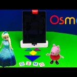 OSMO The Osmo Educational Gaming System for Apple iPad TheEngineering Osmo Video Unboxing