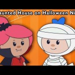 Monster Party | A Haunted House on Halloween Night and More | Baby Songs from Mother Goose Club!