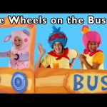 Drive Around Town | Wheels on the Bus and More | Baby Songs from Mother Goose Club!