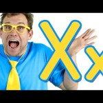 The Letter X Song – Learn the Alphabet