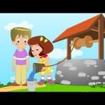 Jack and Jill Nursery- Rhyme with lyrics