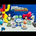 MILES FROM TOMORROWLAND Disney Miles From Tomorrowland Video Toy Review