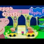 PEPPA PIG Nickelodeon Peppa Pig Peppa Doh Castle a Peppa Pig Play Doh Video