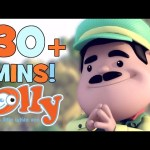Olly The Little White Van | Olly and Stan Compilation | 30 minutes!