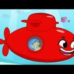 Morphle and the Sea Treasure – Animations For Kids