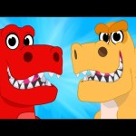 Dinosaur Morphle Goes Back In Time – Morphle Animations For Kids
