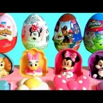 Disney Baby Minnie Mouse Pop Up Pals Surprise with Daisy Duck & Paw Patrol & Lady and the Tramp