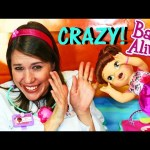 CRAZY Baby Alive With Doc Sandra McStuffins + Doctor's Bag & Kit Playset Toy DisneyCarToys