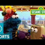 Sesame Street: The Fancy Schmancy Dinner Party (Smart Cookies)