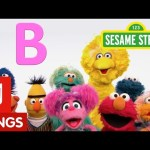 Sesame Street: Letter B! (New Letter of the Day Song)