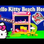 HELLO KITTY Nickelodeon Hello Kitty Beach House a Hello Kitty Video Toy Review