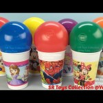 Balls Surprise Cups Sofia the First The Lion Guard Peppa Pig Blind Bag My Little Pony Kinder Egg Toy