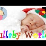 ❤ 2 HOURS ❤ Christmas LULLABIES for Babies to go to Sleep | Christmas Baby LULLABY songs go to sleep