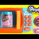 Magical Microwave Slime Surprises with Shopkins Season 6