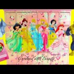 24 Disney Princess Advent Calendar Surprises
