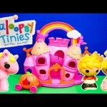 LALALOOPSY Nickelodeon Lalaloopsy Minies Sew Royal Castle a Lalaloopsy Video Toy Review