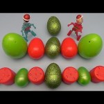 Kinder Surprise Egg Learn-A-Word! Spelling Holiday Words!  Lesson 18