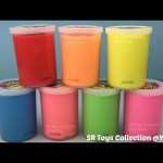 Flarp Noise Putty Surprise Toys Tom and Jerry Spider man Peppa Pig Masha and the Bear