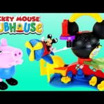 Mickey Mouse Clubhouse Peppa Pig Toy Episodes Disney Fly 'n Slide Playground by Fisher-Price