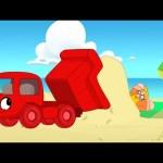 Dump Truck Video For Kids – My Magic Pet Morphle