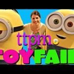 NEW TOYS at TTPM Toy Fair with Disney Pixar Inside Out, Blaze, Jurassic World, Minions & Paw Patrol