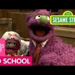 Sesame Street: Natasha Plays with Her Dad