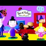 Ben & Holly's Little Kingdom Mr Elf's Push Along Delivery Lorry Princess Toy Prinzessin Spielzeug