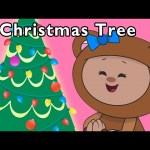 Santa's Christmas Sleigh Game | O Christmas Tree and More | Baby Songs from Mother Goose Club!