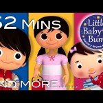 Polly Put The Kettle On   Plus Lots More Nursery Rhymes   52 Minutes Compilation from LittleBabyBum!