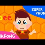 ee | Super Phonics | Pinkfong Songs for Children